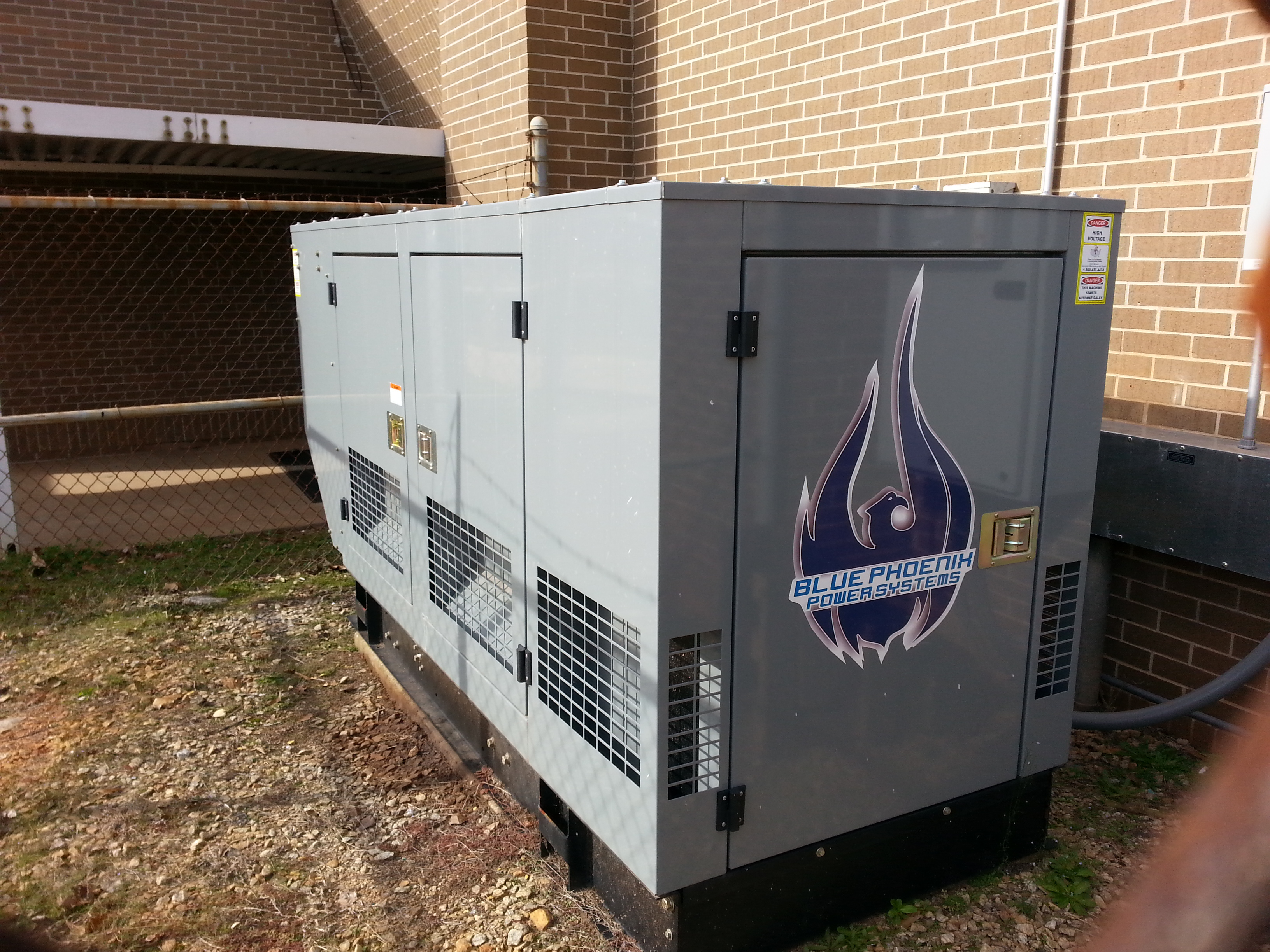 Generator And Power System Sales Design and Build Power And Energy